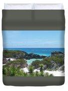 Bermuda Bliss Duvet Cover