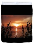 Bermuda Evening Duvet Cover