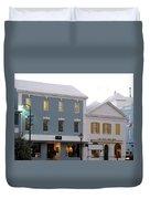Bermuda Front Street Two Duvet Cover