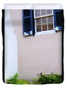 Bermuda House, St. George. Duvet Cover