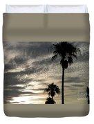 Bermuda Palms Duvet Cover