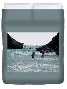 Bermuda Splash Duvet Cover