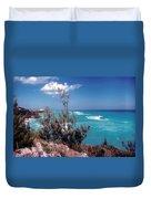 Bermuda Summer Shore Duvet Cover