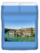 Bern, Switzerland Capital City Duvet Cover