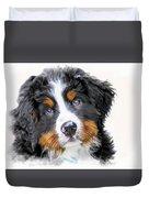 Berner-sennenhund Duvet Cover