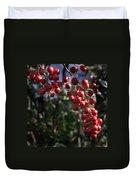 Berry Tree Duvet Cover