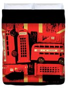 Best Of Britain Duvet Cover