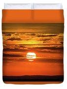 Best Sunset Ever Duvet Cover