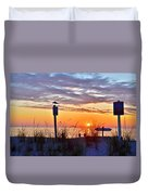 Sunrise In Paradise 2 Duvet Cover