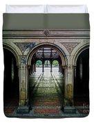 Bethesda Terrace Arcade 1 Duvet Cover