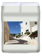 Bethlehem - Convention Palace South Entrance Duvet Cover
