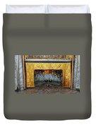 Bethlehem - Grotto Silver Star Duvet Cover