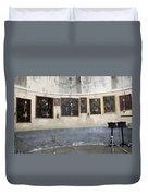 Bethlehem - Nativity Church Paintings Duvet Cover