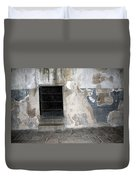 Bethlehem - The Black Door Duvet Cover