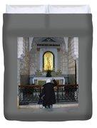 Bethlehem - The Rosary Duvet Cover