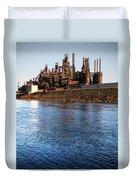 Bethlehem Steel Water's Edge Duvet Cover