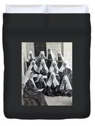 Bethlehem Women School 1900s Duvet Cover