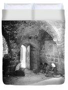 Bethlehemites Women Working Year 1925 Duvet Cover