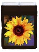 Betsy's Sunflower Duvet Cover
