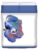 Betta Fish Duvet Cover