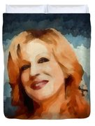 Bette Midler Collection - 1 Duvet Cover