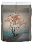Between Seasons Duvet Cover