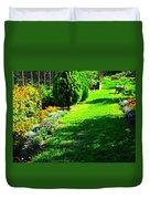 Beutifull Garden Duvet Cover