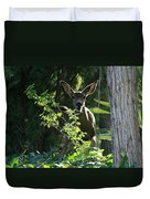 Beverly Hills Deer Duvet Cover