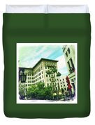 Beverly Hills Rodeo Drive 3 Duvet Cover