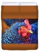 Beverlys Chicken Duvet Cover