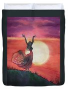 Bewitching Duvet Cover