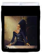 Beyonce - Family Feud 1 Duvet Cover