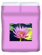 Beyond Beautiful Water Lily Duvet Cover