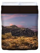 Beyond Inspiration Point Duvet Cover