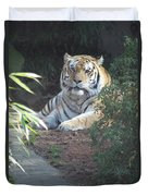 Beyond The Branches Duvet Cover