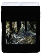 Beyond The Forest Edge Duvet Cover