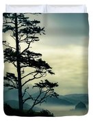 Beyond The Overlook Tree Duvet Cover