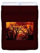 Beyond The Sunset  Duvet Cover