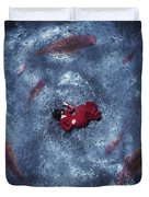Beyond The Surface  Duvet Cover