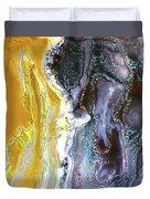 Bi-polar Duvet Cover