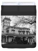Bidwell Mansion Duvet Cover