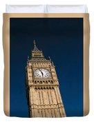 Big Ben, London Duvet Cover
