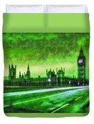 Big Ben London - Da Duvet Cover