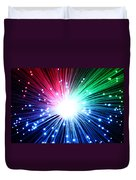 Big Boom Duvet Cover