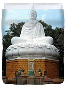 Big Buddha 3 Duvet Cover