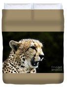 Big Cats 102 Duvet Cover