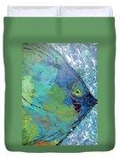 Big Fish Duvet Cover