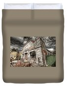 Big Garage Sale Duvet Cover