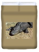 Big Gator Duvet Cover