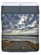 Big Marsh Ramp Duvet Cover